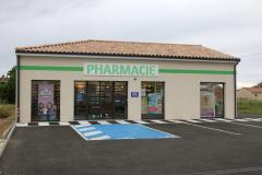 Pharmacie Pampouneau
